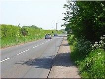 SU5751 : Andover Road, Oakley by Andrew Smith