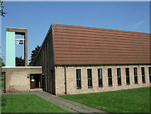 SJ6489 : Church of the Ascension, Woolston by S Parish