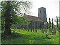 TL9499 : St Peter & St Paul, Griston, Norfolk by John Salmon