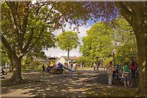 NJ9304 : Duthie Park fun by Bill Harrison