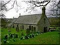 NT9502 : Holystone Church by Slbs