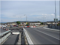 O0726 : Roundabout Near Jobstown by Ian Paterson