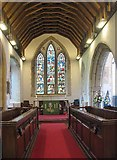 TR0245 : St Mary's Church, Kennington, Kent - Chancel by John Salmon