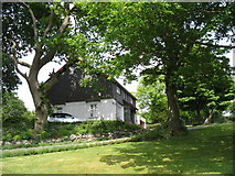 SH5968 : Yr Hen Reithordy - The Old Rectory, Tregarth by Eric Jones