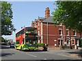 TF3966 : Bus Service at Spilsby by Dave Hitchborne
