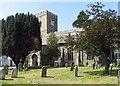 TM1682 : All Saints Church, Dickleburgh, Norfolk by John Salmon