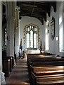 TM1682 : All Saints Church, Dickleburgh, Norfolk - South aisle by John Salmon