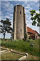 TM3042 : All Saints' Church, Ramsholt by Bob Jones