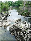 SE0063 : Linton Falls by Peter Church
