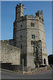 SH4762 : The Eagle Tower, Caernarfon Castle by Philip Halling