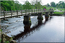 SE0754 : Safe route across the Wharfe by Peter Church