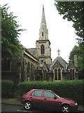 TQ2374 : Putney: Polski Kościół Sw Jana Ewangelisty by Nigel Cox