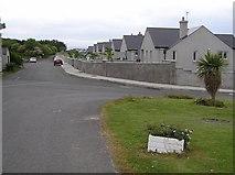 G6440 : Housing development, Rosses Upper by Kenneth  Allen