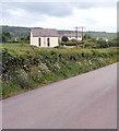 SS8384 : Pen-y-bryn from Heol-y-Glo by eswales