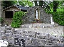 G6331 : Marian Shrine by Kenneth  Allen