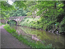 SE0424 : High Royd Bridge by John Illingworth