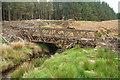 NZ0295 : Blanch Burn by Peter McDermott