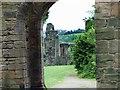 SE3706 : The Gatehouse Monk Bretton Priory by Steve  Fareham