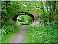 TA0141 : Driffield Road crosses the Hudson Way by Peter Church