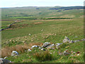 NY5873 : Woodhead Crags by John Hill