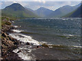 NY1404 : Wast Water by Andrew Smith