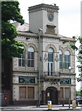 SE5023 : Knottingley - Town Hall by Dave Bevis