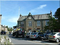 SE0064 : Grassington Town Hall by Gerald England