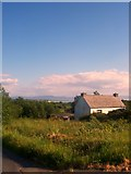 G8078 : Rooftop in townland of Coolshangan by louise price