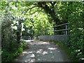 SH5059 : Gwredog-Isaf Bridge over Afon Gwyrfai by Eric Jones