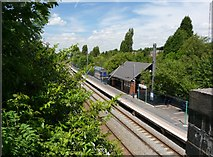 SP1199 : Butlers Lane Station by Graham Taylor