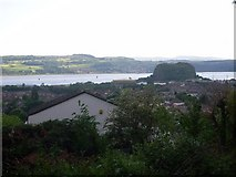 NS4175 : View across East Dumbarton from near Barnhill Road by Stephen Sweeney