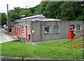 SE0540 : Keighley Royal Mail Delivery Office - Oakworth Road by Betty Longbottom
