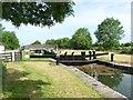 N3257 : 34th Lock & Balroe Bridge on the Royal Canal Near Ballynacarrigy, Co. Westmeath by JP