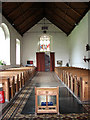 TF7043 : St Mary's church - view west by Evelyn Simak