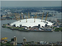 TQ3980 : O2 Arena by Ian Paterson