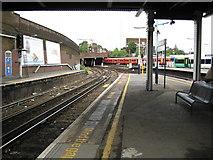 TQ2775 : Clapham Junction railway station by Nigel Cox