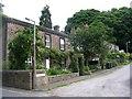 SE1041 : The Green - Micklethwaite Lane by Betty Longbottom