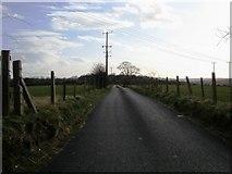 SU8790 : Lane down to Hard to find Farm by Shaun Ferguson