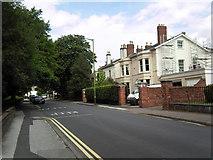 SP0485 : Vicarage road, Edgbaston by Annette Randle