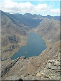 NG4820 : Loch Coruisk from the top of Sgùrr na Stri by Didier Silberstein