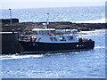 R0597 : Ferry at Doolin - Ballaghaline Townland by Mac McCarron