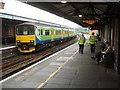 SO8455 : Foregate Street Station by Trevor Rickard