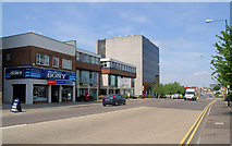 SZ0991 : Holdenhurst Road, Bournemouth by Pierre Terre