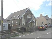 SH4970 : The former Preswylfa Calvinistic Methodist Chapel by Eric Jones