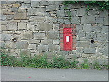 SK3750 : Postbox at Heage by Alan Murray-Rust