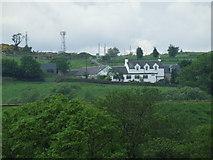 NS3572 : Castlehill Farm by Thomas Nugent