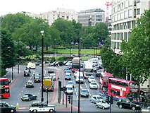 TQ2879 : Park Lane, W1 by Phillip Perry