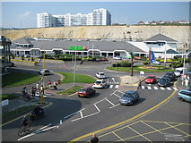 TQ3303 : Brighton Marina: ASDA superstore by Nigel Cox