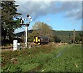 SX0754 : The Newquay train nr St Blazey by roger geach