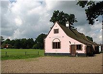 TG0403 : Hardingham War Memorial Hall by Evelyn Simak